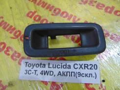 Накладка (кузов внутри) Toyota Estima Lucida Toyota Estima Lucida 1995