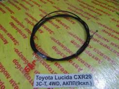 Трос открывания багажника Toyota Estima Lucida Toyota Estima Lucida 1995