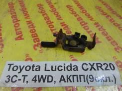 Ручка открывания бензобака Toyota Estima Lucida Toyota Estima Lucida 1995