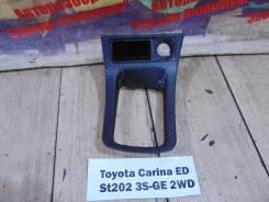 Консоль кпп Toyota Carina ED ST202 Toyota Carina ED ST202