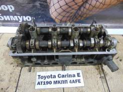 Головка блока цилиндров Toyota Carina E AT190L Toyota Carina E AT190L 1997