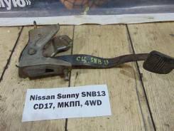 Педаль сцепления Nissan Sunny SNB13 Nissan Sunny SNB13