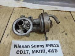 Крепление масляного фильтра Nissan Sunny SNB13 Nissan Sunny SNB13