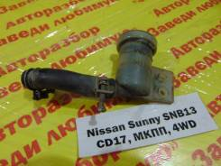 Бачок цилиндра сцепления Nissan Sunny SNB13 Nissan Sunny SNB13
