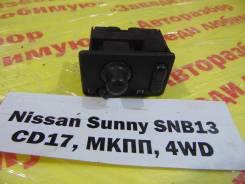 Блок управления зеркалами Nissan Sunny SNB13 Nissan Sunny SNB13