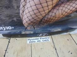 Накладка на крышку багажника Hyundai Elantra HD Hyundai Elantra HD 2005