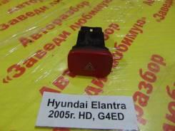 Кнопка аварийной сигнализации Hyundai Elantra HD Hyundai Elantra HD 2005
