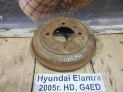 Барабан тормозной задн. прав. Hyundai Elantra HD Hyundai Elantra HD 2005