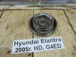 Шкив водяного насоса (помпы) Hyundai Elantra HD Hyundai Elantra HD 2005