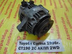 Генератор Toyota Carina CT190 Toyota Carina CT190 1996