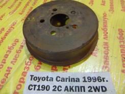 Барабан тормозной задн. лев. Toyota Carina CT190 Toyota Carina CT190 1996