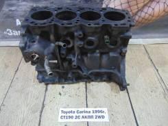 Блок цилиндров Toyota Carina CT190 Toyota Carina CT190 1996
