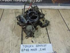 Карбюратор Toyota Starlet EP82 Toyota Starlet EP82
