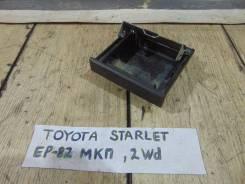 Пепельница Toyota Starlet EP82 Toyota Starlet EP82, передняя