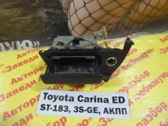 Пепельница Toyota Carina ED ST183 Toyota Carina ED ST183, передняя