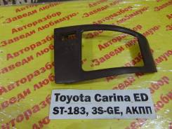 Консоль кпп Toyota Carina ED ST183 Toyota Carina ED ST183
