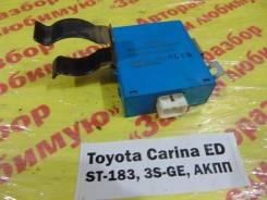 Блок управления рулевой колонкой Toyota Carina ED ST183 Toyota Carina ED ST183, левый