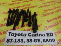 Болт головки блока цилиндров Toyota Carina ED ST183 Toyota Carina ED ST183