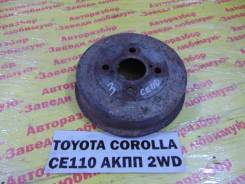 Барабан тормозной задн. лев. Toyota Corolla CE110 Toyota Corolla CE110 1995