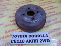 Барабан тормозной задн. прав. Toyota Corolla CE110 Toyota Corolla CE110 1995