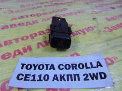 Кнопка аварийной сигнализации Toyota Corolla CE110 Toyota Corolla CE110 1995