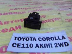 Кнопка противотуманки Toyota Corolla CE110 Toyota Corolla CE110 1995