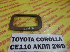 Консоль кпп Toyota Corolla CE110 Toyota Corolla CE110 1995