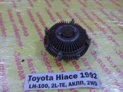 Вискомуфта Toyota Hiace LH100 Toyota Hiace LH100 1992
