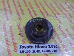 Шкив помпы Toyota Hiace LH100 Toyota Hiace LH100 1992