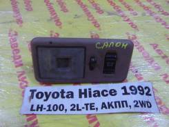 Кнопка люка Toyota Hiace LH100 Toyota Hiace LH100 1992