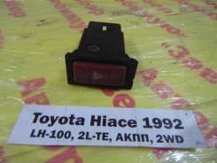 Кнопка аварийной сигнализации Toyota Hiace LH100 Toyota Hiace LH100 1992