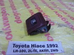 Ручка открывания бензобака Toyota Hiace LH100 Toyota Hiace LH100 1992