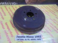Барабан тормозной задн. прав. Toyota Hiace LH100 Toyota Hiace LH100 1992