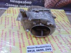 Корпус моторчика печки Nissan Bluebird EU13 Nissan Bluebird EU13