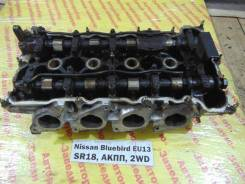 Головка блока цилиндров Nissan Bluebird EU13 Nissan Bluebird EU13