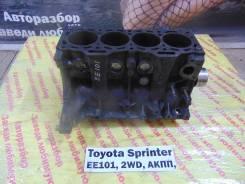 Блок цилиндров Toyota Sprinter EE101 Toyota Sprinter EE101 1994
