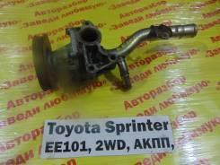 Насос водяной (помпа) Toyota Sprinter EE101 Toyota Sprinter EE101 1994