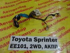 Проводка отопителя Toyota Sprinter EE101 Toyota Sprinter EE101 1994