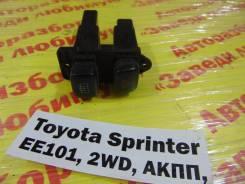 Кнопка аварийной сигнализации Toyota Sprinter EE101 Toyota Sprinter EE101 1994