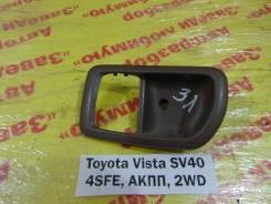 Накладка ручки двери Toyota Vista SV40 Toyota Vista SV40 1996, левая задняя