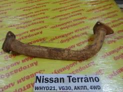 Приемная труба глушителя Nissan Terrano WHYD21 Nissan Terrano WHYD21 1992