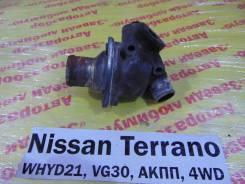 Корпус термостата Nissan Terrano WHYD21 Nissan Terrano WHYD21 1992