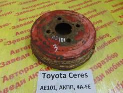 Барабан тормозной задн. лев. Toyota Corolla Ceres AE101 Toyota Corolla Ceres AE101