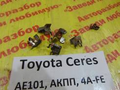 Зажим тормозной колодки Toyota Corolla Ceres AE101 Toyota Corolla Ceres AE101, передний