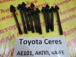 Болт головки блока цилиндров Toyota Corolla Ceres AE101 Toyota Corolla Ceres AE101