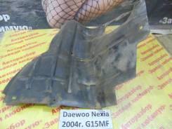 Защита двигателя лев. Daewoo Nexia T100 Daewoo Nexia T100 2000-2012