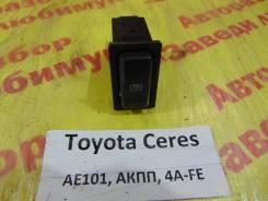 Кнопка обогрева заднего стекла Toyota Corolla Ceres AE101 Toyota Corolla Ceres AE101