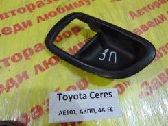 Накладка ручки двери Toyota Corolla Ceres AE101 Toyota Corolla Ceres AE101, правая задняя