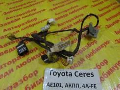 Проводка отопителя Toyota Corolla Ceres AE101 Toyota Corolla Ceres AE101