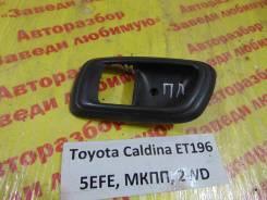 Накладка ручки двери перед. лев. Toyota Caldina ET196 Toyota Caldina ET196 1997